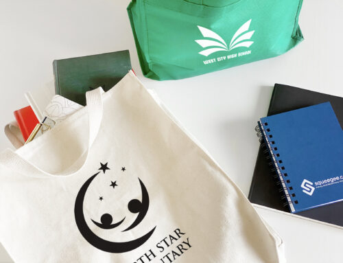 School Totes for Distance Learning